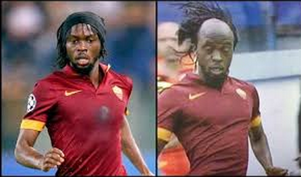 Gervinho Worst hair line