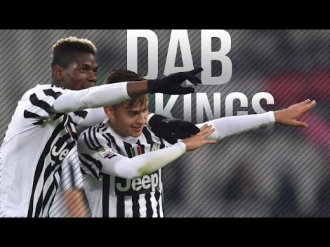 Dybala Pogba Dab kings