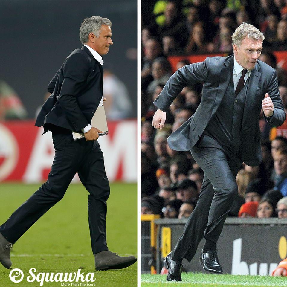 mourinho and moyes