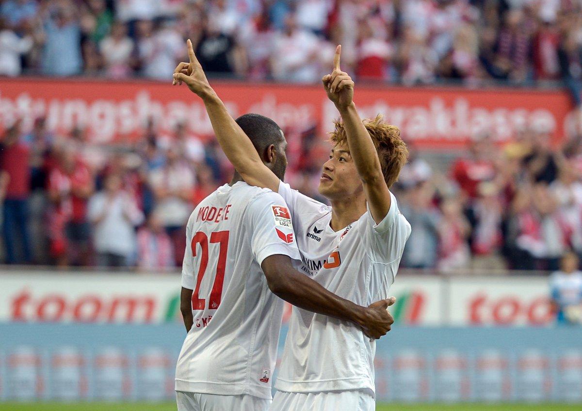 osako goal against Leipzig endet 1_1