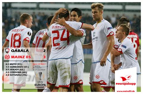 muto goal in Baku