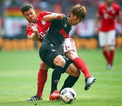 osako against alonso bayern