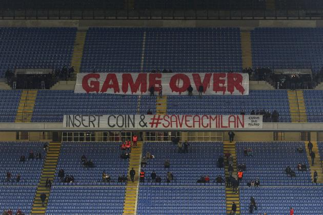 AC Milan Fan Protests May Accelerate Sale Talk for Club