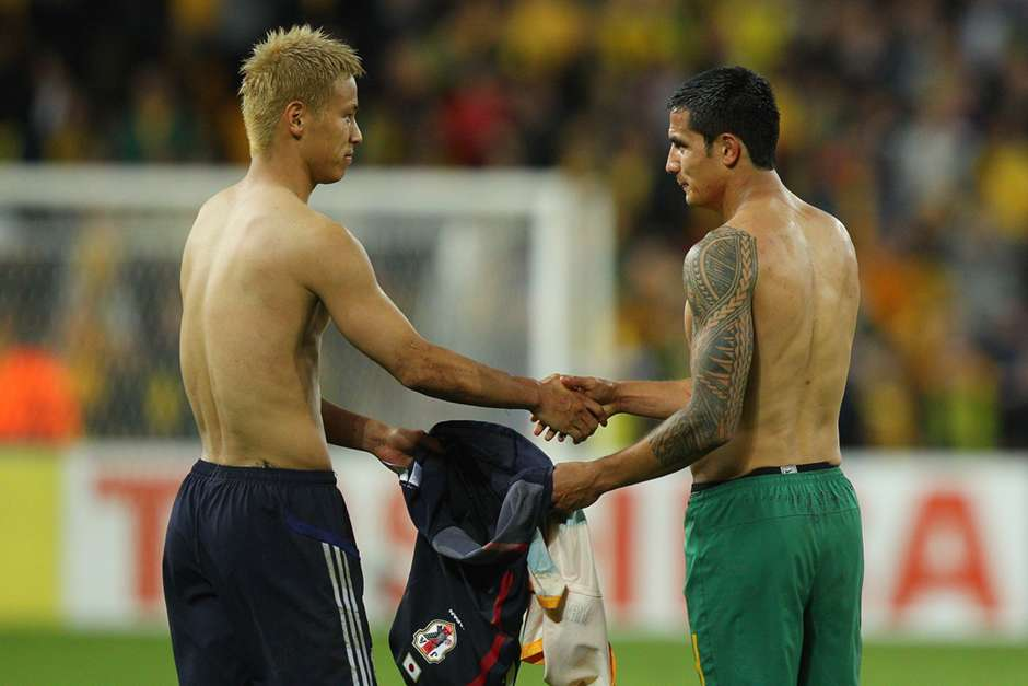 Socceroos v Japan great moments in the rivalry