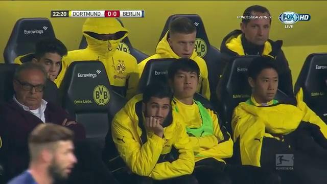 Good options on the bench for @BVB Will we see Sahin or Kagawa come on later