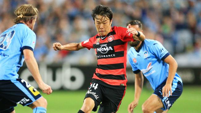 jumpei Kusukami looks a quality signing for the Wanderers