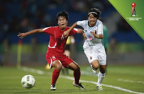U17WWC north korea win the world cup u17 on pks congratulations