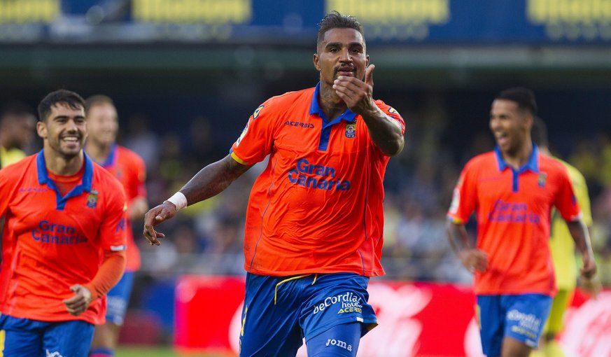 Kevin-Prince Boateng (Las Palmas) great goal against Villareal (0-1)