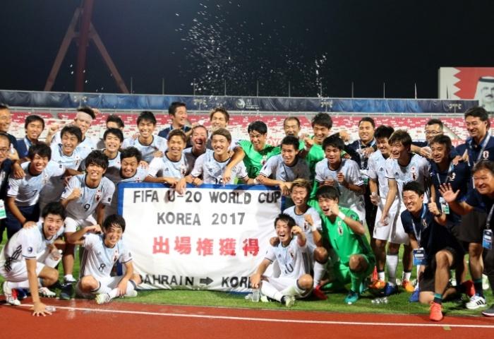 AFC President congratulates teams for qualifying to FIFA U-20 World Cup Korea Republic 2017