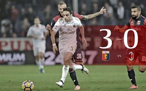 GenoaMilan 3-0
