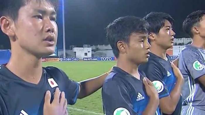 Takefusa Kubo 久保 建英 AFC U-16 Championships