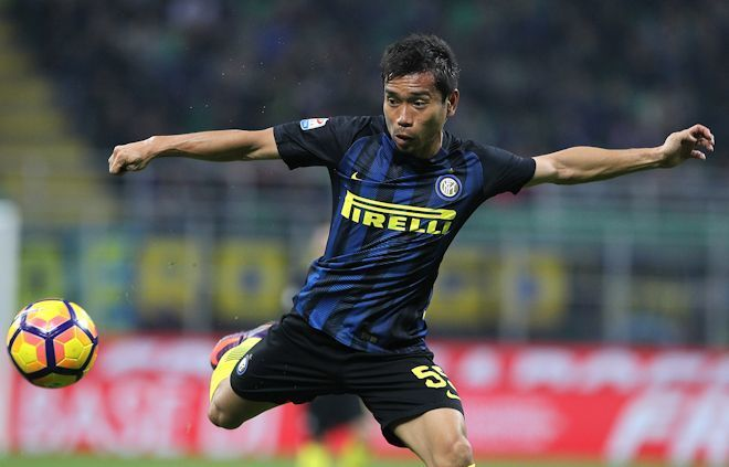 Nagatomo to Inter Channel I played with heart We defended together, we attacked together Need to keet it up