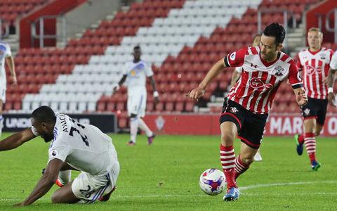 yoshida maya vs Sunderland (EFL Cup R16 2016)