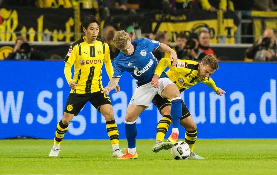 Post Game Thread Revierderby (Bundesliga #09)
