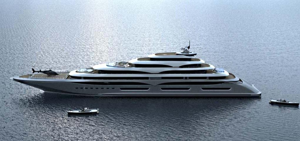 Ultra Super Yacht