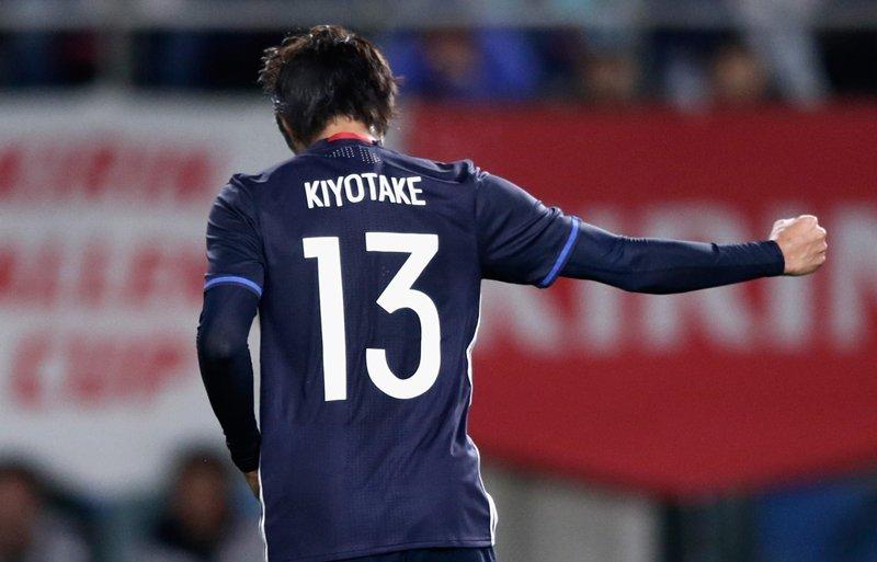 kiyotake scored penalty against oman