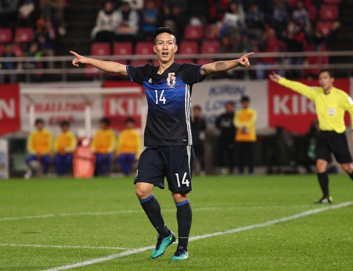 kobayashi yuki first goal against oman