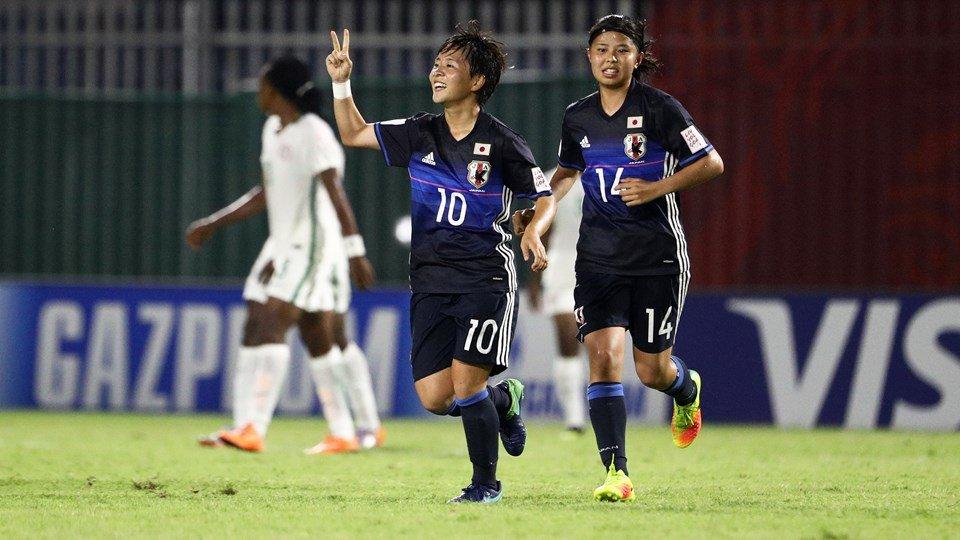 Japan 6-0 Nigeria