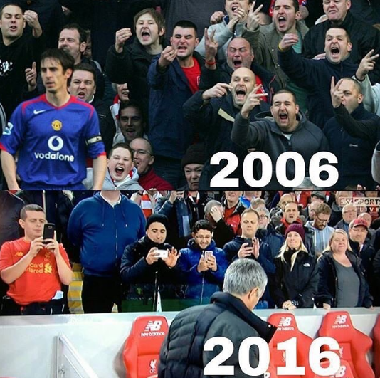 fans at anfield 2006 2016