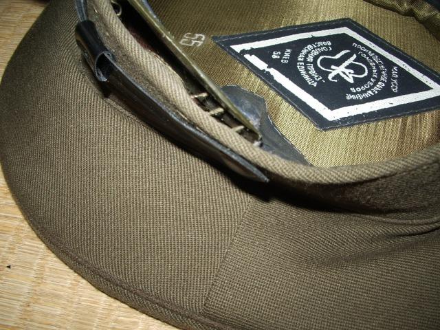 野戦将校帽04