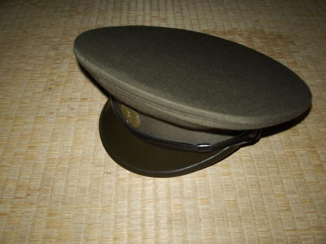 野戦将校帽01