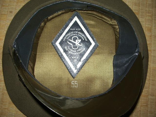 野戦将校帽02