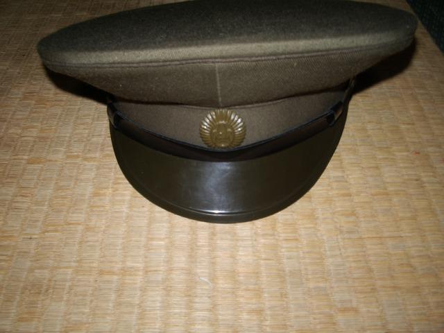 野戦将校帽06
