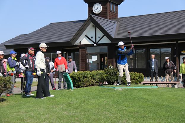 パークゴルフオープンブログ写真