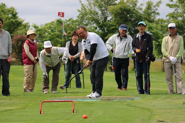 パークゴルフまつり