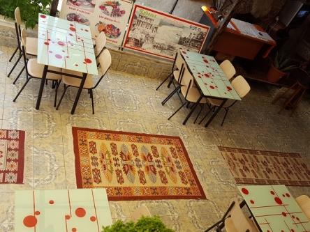 韓国人リーおじさんから買い取ったテーブル&イスたち