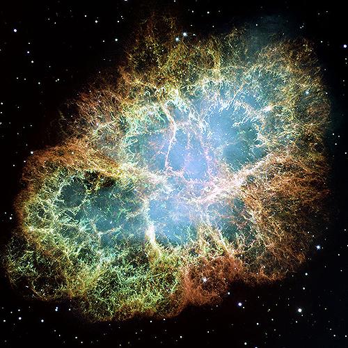 天文学者は海底に超新星爆発を見る