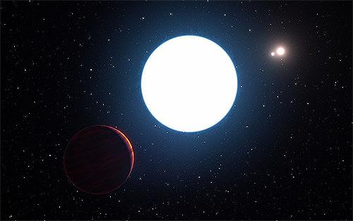 自由浮遊惑星誕生の瞬間