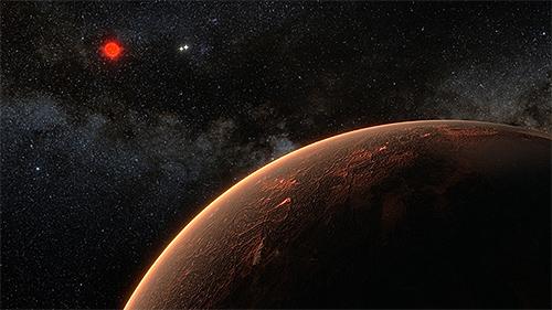 太陽系から最も近い地球型惑星発見
