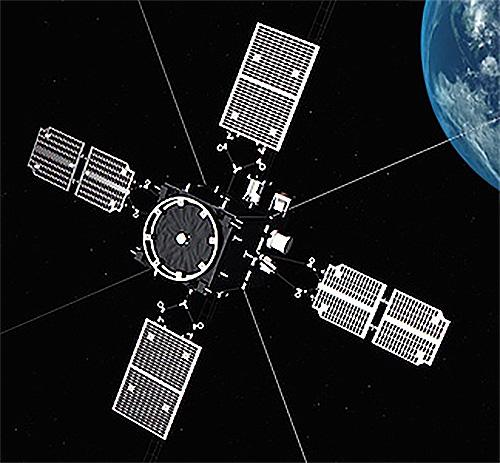 ジオスペース探査衛星 ERG