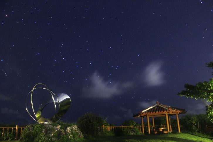 「知念岬 星空 フリー」の画像検索結果