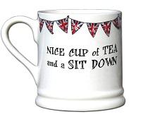 nice cup of tea
