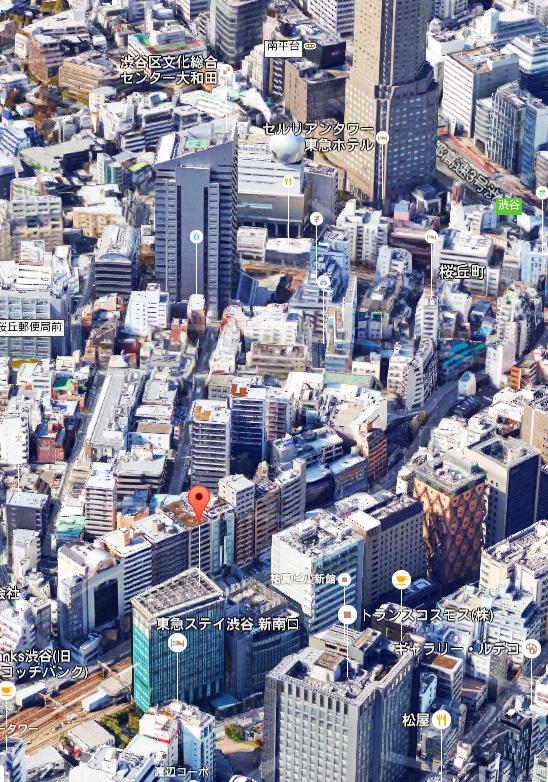 ジャニーズ事務所渋谷