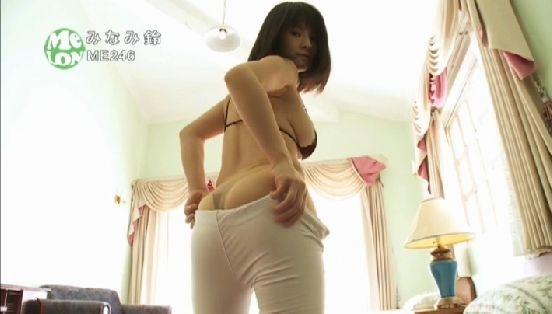 みなみ鈴 引退作品卒業のIカップ爆乳&巨尻キャプ 画像46枚 7