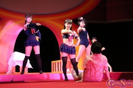 片岡沙耶 主演舞台熱いぞ!猫ヶ谷!!のGカップ水着姿 画像71枚 10