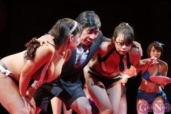 片岡沙耶 主演舞台熱いぞ!猫ヶ谷!!のGカップ水着姿 画像71枚 14