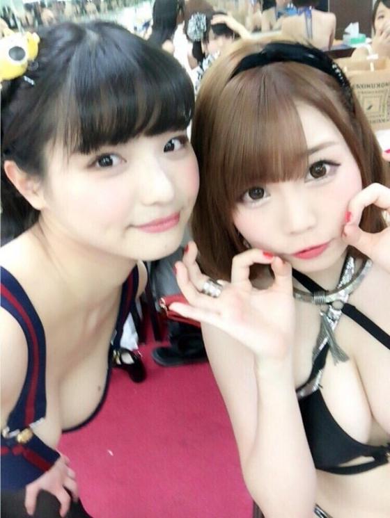 片岡沙耶 主演舞台熱いぞ!猫ヶ谷!!のGカップ水着姿 画像71枚 22