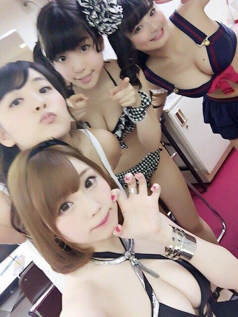 片岡沙耶 主演舞台熱いぞ!猫ヶ谷!!のGカップ水着姿 画像71枚 24