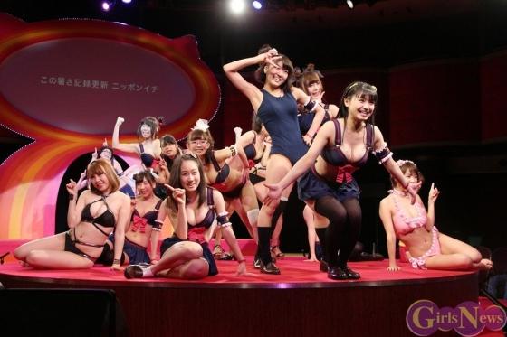 片岡沙耶 主演舞台熱いぞ!猫ヶ谷!!のGカップ水着姿 画像71枚 2