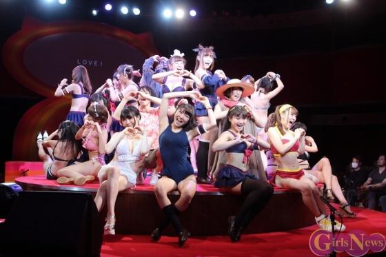 片岡沙耶 主演舞台熱いぞ!猫ヶ谷!!のGカップ水着姿 画像71枚 3