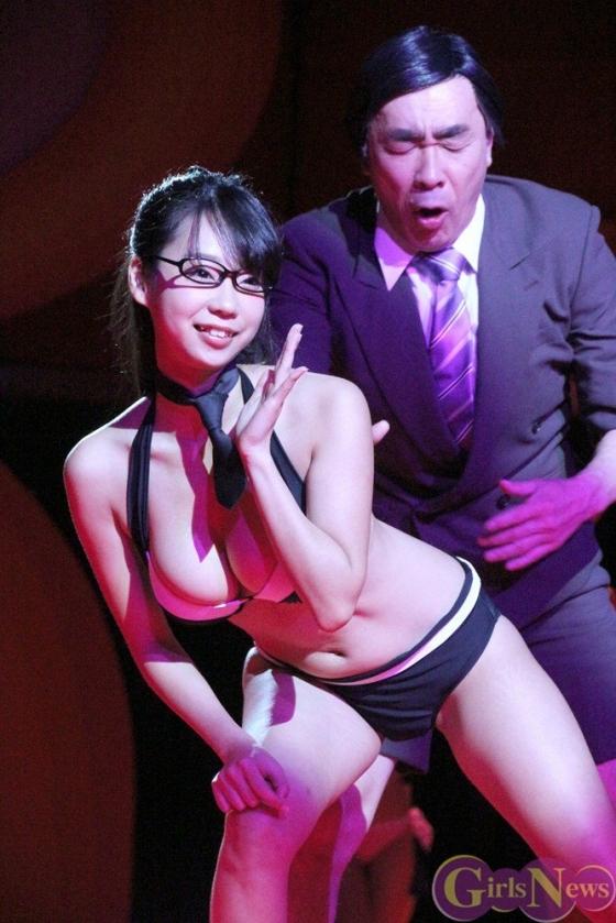 片岡沙耶 主演舞台熱いぞ!猫ヶ谷!!のGカップ水着姿 画像71枚 6