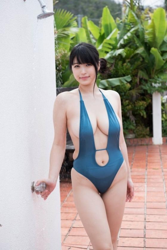 中野由貴 ミルキー・グラマーのぽっちゃり爆乳&マン筋キャプ 画像48枚 2