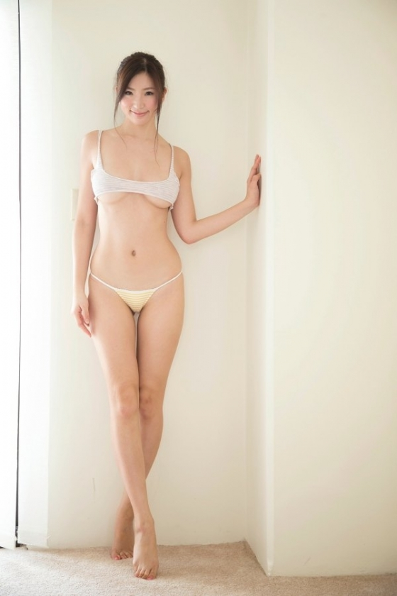 松嶋えいみ ミルキー・グラマーのFカップ谷間&巨尻キャプ 画像43枚 5