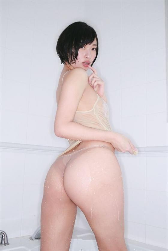 倉持由香 DVD桃尻彼女の巨尻食い込み割れ目キャプ 画像45枚 42