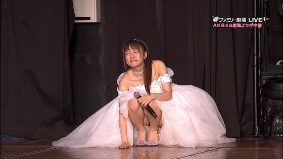 高橋みなみ 卒業公演で涙のパンチラキャプ 画像20枚 1