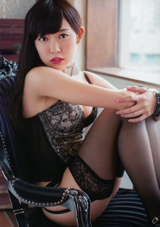 渡辺美優紀 卒業を惜しみたくなる水着&下着姿グラビア 画像47枚 14